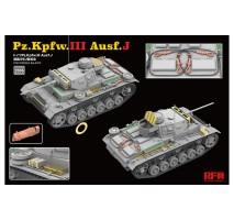 Rye Field Model 2005 - Upgrade set for Pz.Kpfw. III Ausf. J