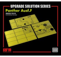 Rye Field Model 2008 - Upgrade set for Panther Ausf. F