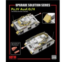 Rye Field Model 2009 - Upgrade set for Panzer IV Ausf.G W/ Workable Track Links