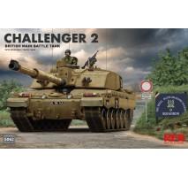 Rye Field Model 5062 - 1:35 British main battle tank Challenger 2