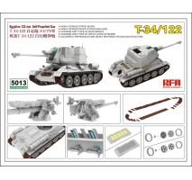 Rye Field Model 5013 - 1:35 T-34/122 'Egyptian'