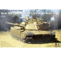 Rye Field Model 5004 -  1:35 M1A2 Abrams TUSK I / TUSK II / M1A1 3in1