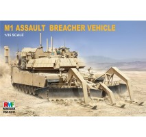 Rye Field Model 5011 -  1:35 M1 Assault Breacher Vehicle