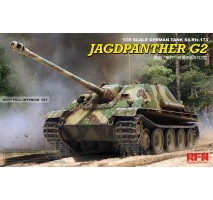 Rye Field Model 5022 -  1:35 Jagdpanther G2 - full interior