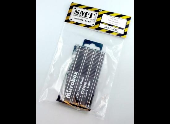 SMT 9001 - Drill bit set