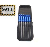 SMT 9009 - Precision files set (6 pcs)