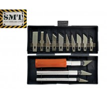 SMT 9012 - Hobby Knife Set (13 pieces)