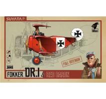SUYATA SK001 - Fokker Dr.I & Red Baron