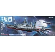 SUYATA SRK001 - 1:700 Space Rengo Kantai - Nagato
