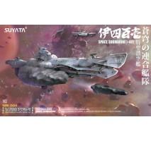SUYATA SRK004 - 1:700 Space Rengo Kantai - Space Submarine I-401