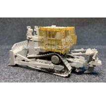 Sabre 72C01 - 1:72 D9R Armoured Bulldozer w/Slat Armour
