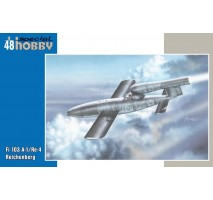 Special Hobby 48190 - 1:48 Fi 103A-1/Re 4 Reichenberg