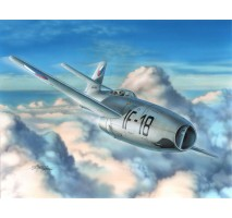 Special Hobby 72242 - 1:72 Yakovlev Yak-23 Flora Warsaw Pact
