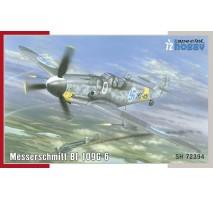 Special Hobby 72394 - 1:72 Messerschmitt Bf 109G-6 'Mersu over Finland'