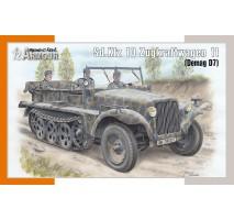 Special Hobby 72021 - 1:72 Sd.Kfz 10 Zugkraftwagen 1t (Demag D7)
