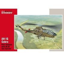 "Special Hobby 72076 - 1:72 AH-1G Cobra ""Over Vietnam with M-35 Gun System"