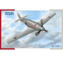 Special Hobby 72221 - 1:72 Messerschmitt Me 209V-4