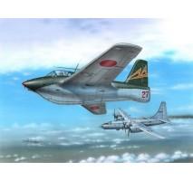 """Special Hobby 72263 - 1:72 Messerschmitt Me 163C """"What-If War"""""""