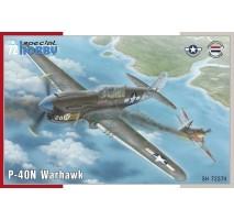 Special Hobby 72374 - 1:72 P-40N Warhawk