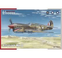 Special Hobby 72377 - 1:72 Kittyhawk Mk.IA