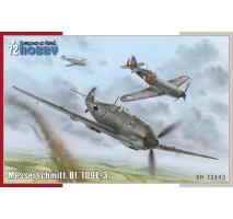 Special Hobby 72443 - 1:72 Messerschmitt Bf 109E-3