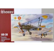 Special Hobby 72293 - 1:72 IAR-38 Romanian Reconnaissance Plane
