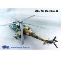 Hobby Shop - Soviet Mil Mi 24 Hind E 1:72