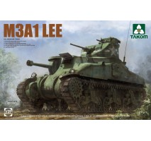 TAKOM 2114 - 1:35 US MEDIUM TANK M3A1 LEE