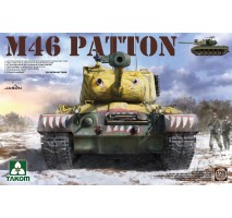 TAKOM 2117 - 1:35 US Medium Tank M46 PATTON