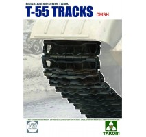 TAKOM 2092 - T55 Tracks OMSH 1:35