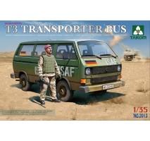 TAKOM 2013 - Bundeswehr T3 Transporter BUS 1:35