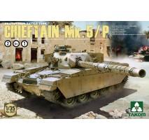 TAKOM 2027 - British Main Battle Tank Chieftain Mk.5/P 2 in 1 1:35
