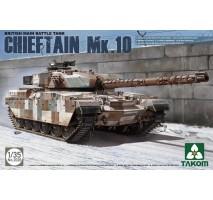 TAKOM 2028 - British Main Battle Tank Chieftain Mk.10 1:35