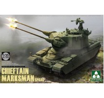 TAKOM 2039 - British Air-defense Weapon System Chieftain Marksman SPAAG 1:35
