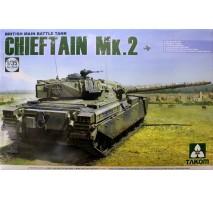 TAKOM 2040 - British Main Battle Tank Chieftain Mk.2 1:35