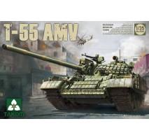 TAKOM 2042 - Russian Medium Tank T-55 AMV 1:35