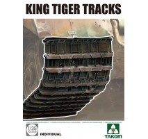 TAKOM 2048 - KING TIGER TRACKS 1:35
