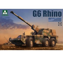 TAKOM 2052 - Self-Propelled Howitzer G6 Rhino 1:35