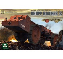 TAKOM 2053 - WWII German Super Heavy Mine Cleaning Vehicle Krupp Raumer S 1:35