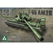 TAKOM 2057 - 1:35 DDR Medium Tank T-55 AM2B
