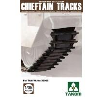 TAKOM 2059 - British Main Battle Tank Chieftain Tracks 1:35