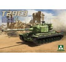 TAKOM 2064 - 1:35 U.S. Heavy Tank T29E3