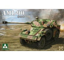 TAKOM 2077 - 1:35 French Light Armoured Car AML-90