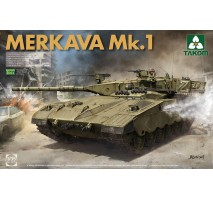 TAKOM 2078 - 1:35 Israeli Main Battle Tank Merkava 1