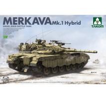 TAKOM 2079 - 1:35 Israeli Main Battle Tank Merkava 1 Hybrid