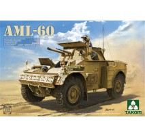 TAKOM 2084 - French Light Armoured Car AML-60 1:35
