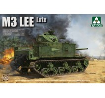 TAKOM 2087 - US Medium Tank M3 Lee Late 1:35