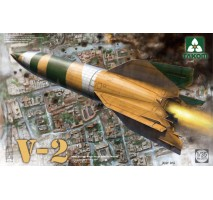TAKOM 2075 - 1:35 WWII German Single Stage Ballistic Missile V-2