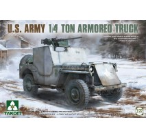 TAKOM 2131 - 1:35 US Army Jeep (armoured)