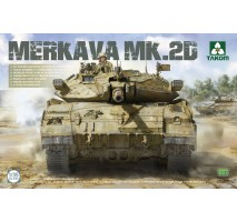 TAKOM 2133 - 1:35 Israeli main battle tank Merkava Mk 2D
